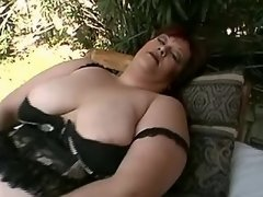 Elephant size woman dildoes outdoor